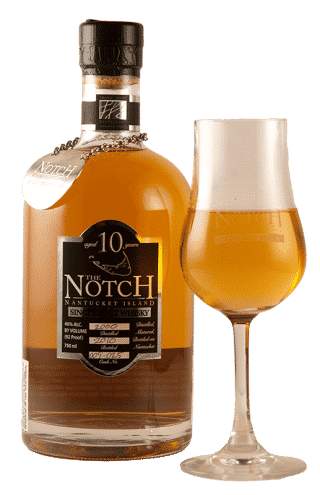 Notch 10 year at Cisco Brewers on Nantucket