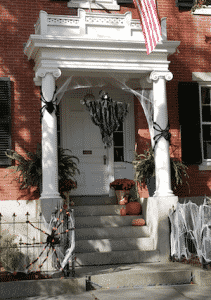 Nantucket is ready for Halloween!