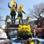 Nantucket Daffodil Festival Fun