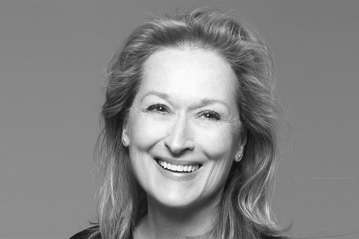 Meryl Streep on Nantucket