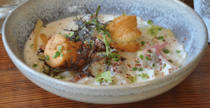 Proprietor's Nantucket Oyster Chowder