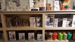 Gifts for the coffee lover at Nantucket Coffee Roasters