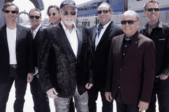 Beach Boys Perform on Nantucket