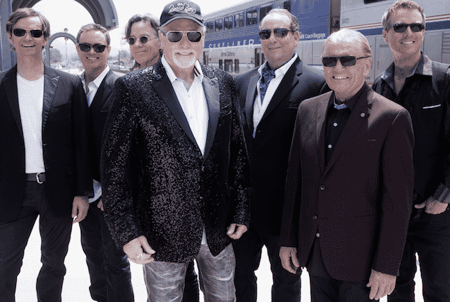 Beach Boys Perform on Nantucket