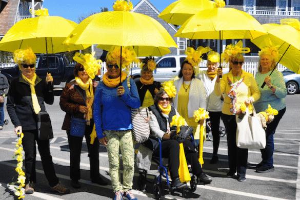 Nantucket Daffodil Festival Ensemble