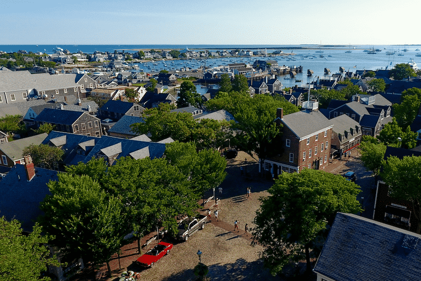 Nantucket Town, MA