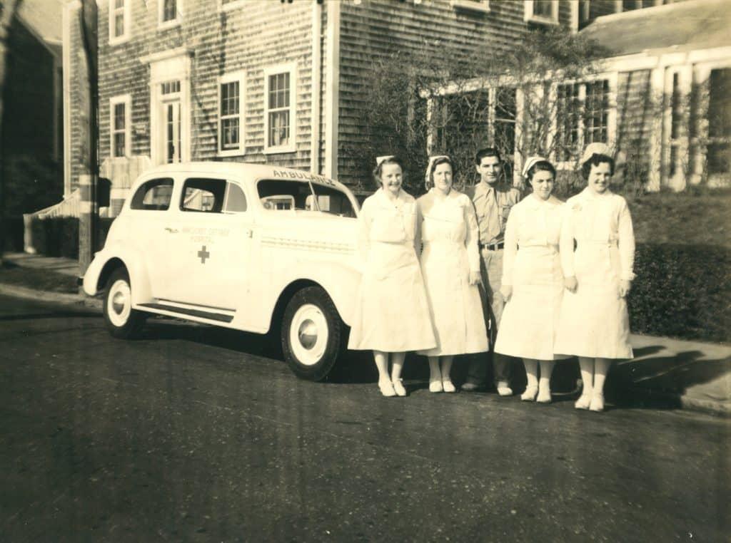 Nantucket Hospital Nurses