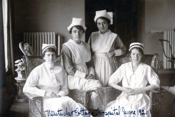Nurses of Nantucket Cottage Hospital