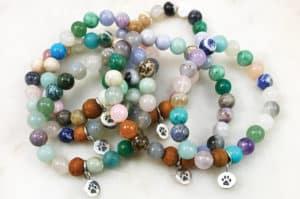 Clay Twombly Bracelets on Nantucket