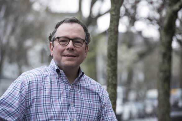 Dr. Joel Hass on Nantucket