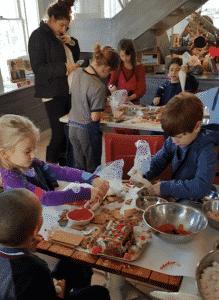 Nantucket Kids at Christmas