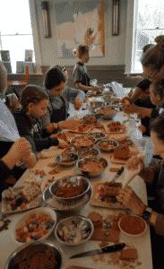 Nantucket Christmas Class
