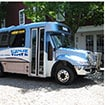 Nantucket Island transit bus