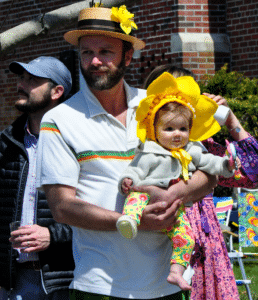 Daffy Baby at Nantucket Picnic