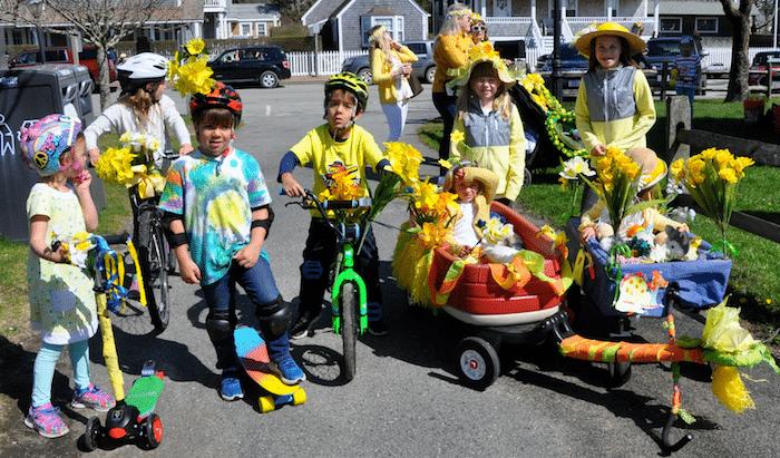 Daffodil Festival Kids Parade