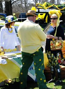 Nantucket Daffodil Picnic