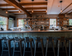 Proprietors Nantucket bar