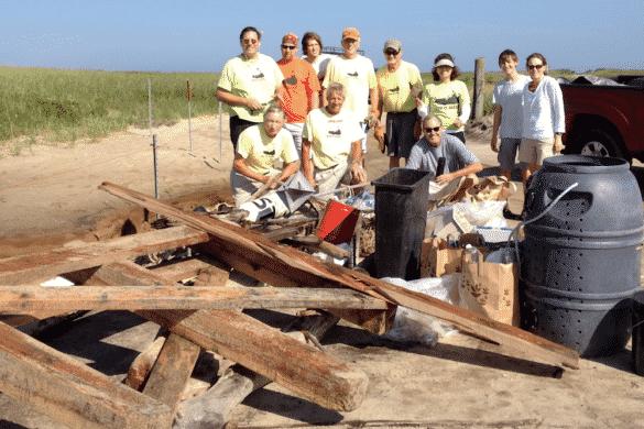 Clean Team Nantucket