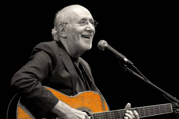 Peter Yarrow in Concert on Nantucket
