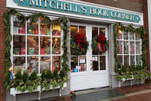 Mitchell's Book Corner on Nantucket