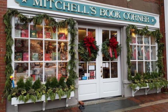 Mitchell's Book Corner on Nantucket
