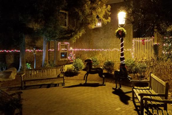 Nantucket Christmas Park