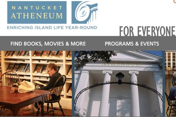 OBOI Nantucket Atheneum