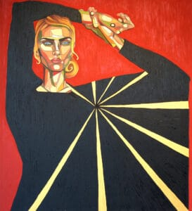 Karen Russell Valentine Art
