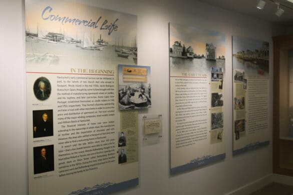 Nantucket Historical Association new exhibit 2019