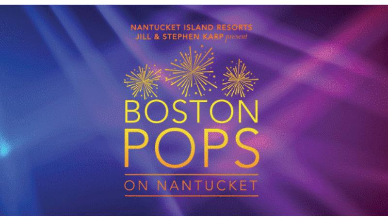 Boston Pops on Nantucket 2019