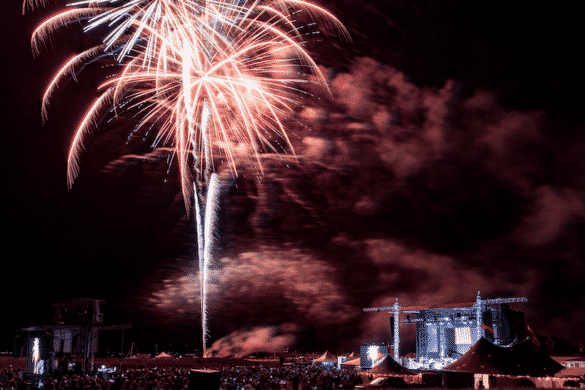 Boston Pops on Nantucket Fireworks