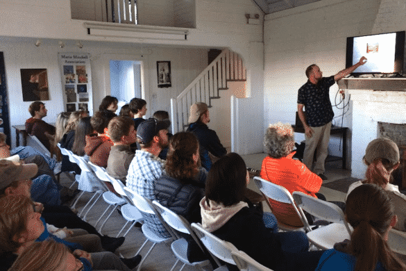 Nantucket Science Center Lecture with Maria Mitchell Association
