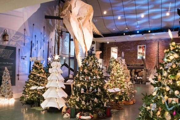 Nantucket Christmas Stroll 2019 is December 6, 7, and 8