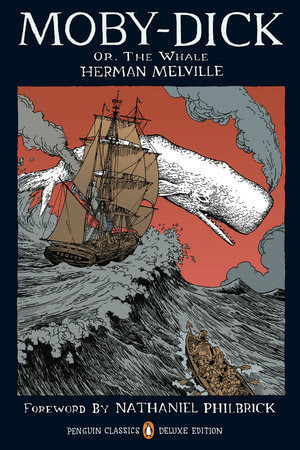 Moby-Dick on Nantucket