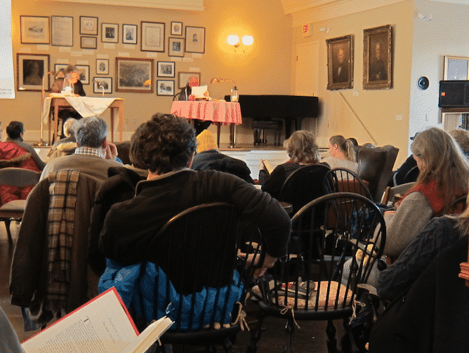 Moby-Dick Reading on Nantucket