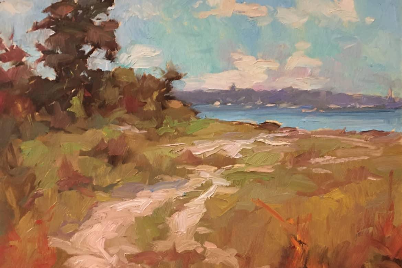 Nantucket Artist David Lazarus