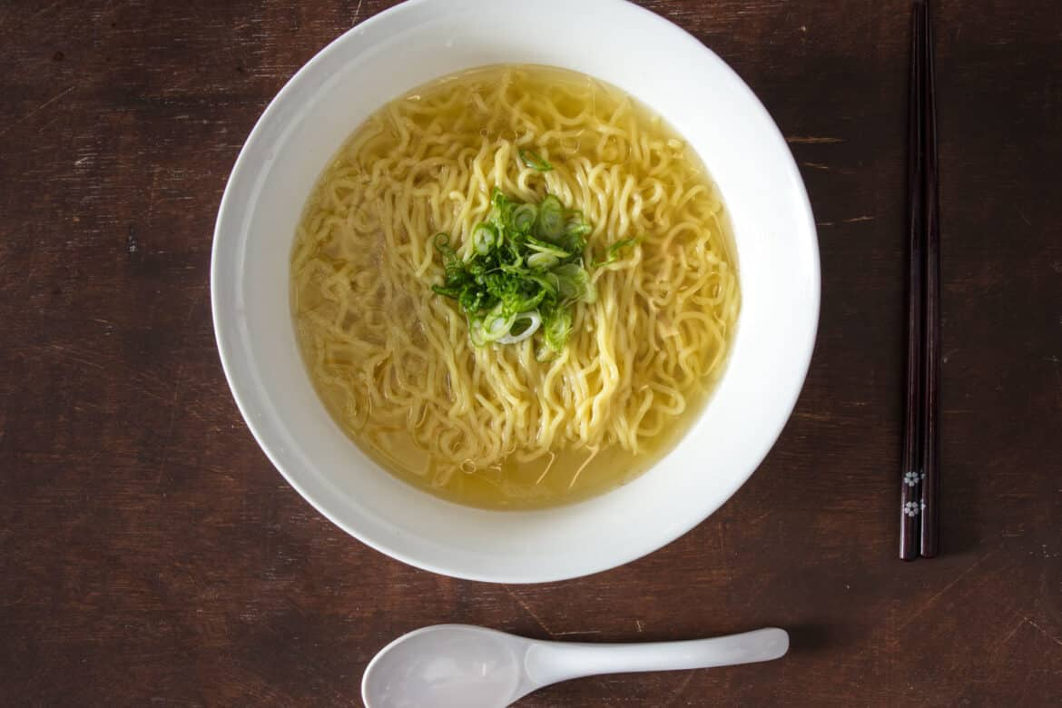 Nantucket Ramen Recipe