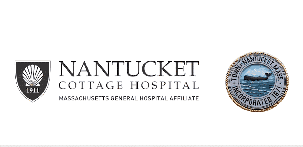 Nantucket Hospital and Nantucket Town