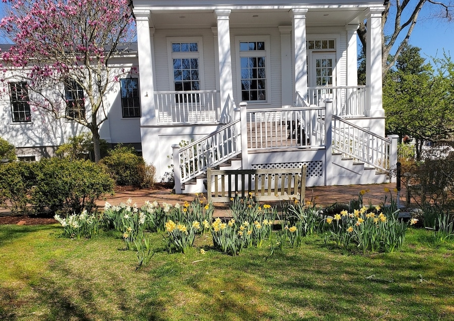 Spring on Nantucket Island