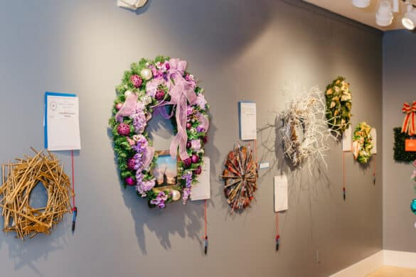 Nantucket Festival of Wreaths