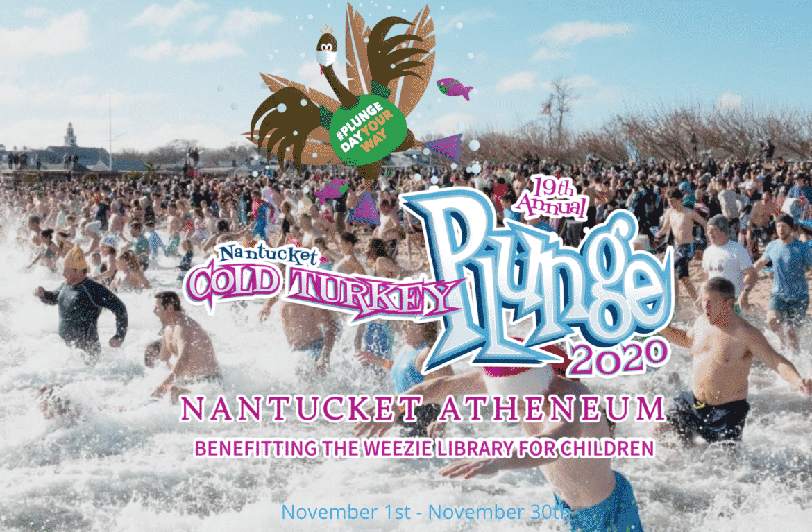 Nantucket Cold Turkey Plunge