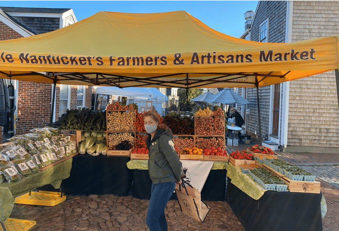 Sustainable Nantucket Holiday Market