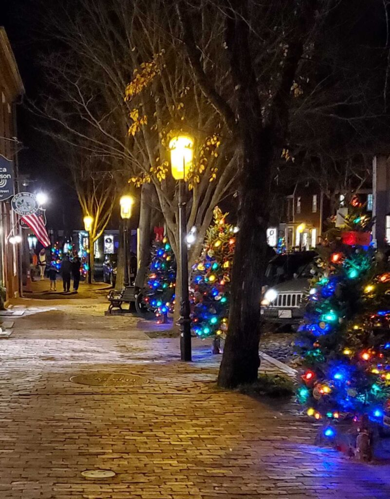 Nantucket Christmas