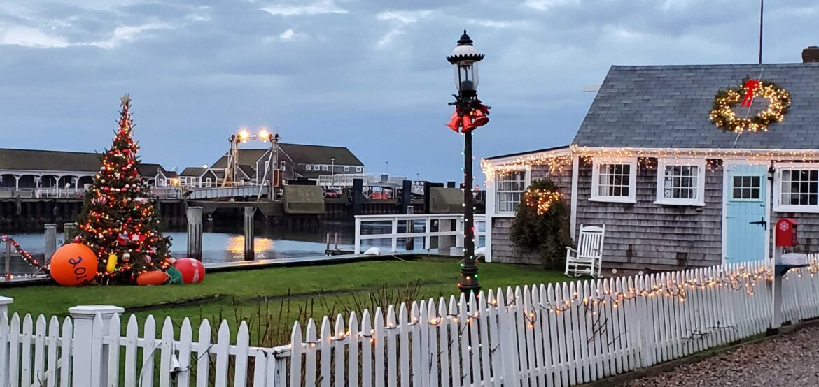 Nantucket Island Christmas