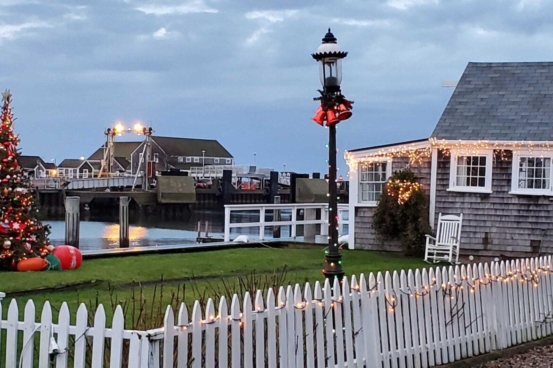 Nantucket Island Christmas