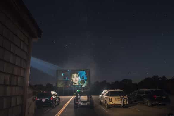 Nantucket Dreamland Drive-in Theatre